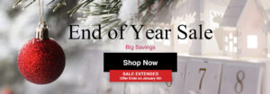 2020 End Year Sale Extended